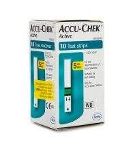 Accu-Chek Active Test Strip 10's