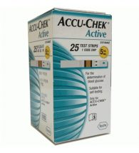 Accu-Chek Active Test Strip 25's