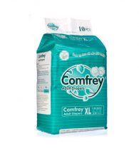 Comfrey Adult Diapers 10's (Xl)