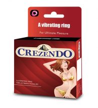 Crezendo A Vibrating Ring For Ultimate Pleasure