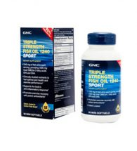 Gnc Triple Strength Fish Sport Mini Capsule 1x90