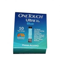 Onetouch Ultra Test Strip 10's