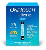 Onetouch Ultra Test Strip 25's