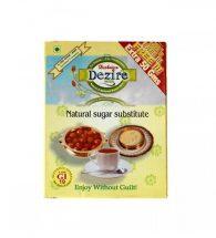 Diabetics Dezire Natural Sugar Substitute (30sachets*5gm) 150gmDiabetics Dezire Natural Sugar Substitute (30sachets*5gm) 150gm