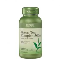 GNC-GREEN-TEA-COMPLEX-500MG-CAPSULE-100'S