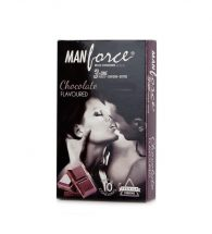 Manforce Condoms Wild Chocolate 10's