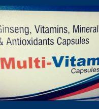 Multi Vitam Capsules